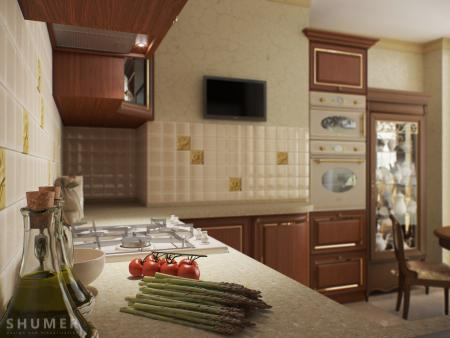 Kitchen-living room. Pic. 12